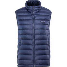 Patagonia Down Sweater Vest Men, classic navy w/classic navy